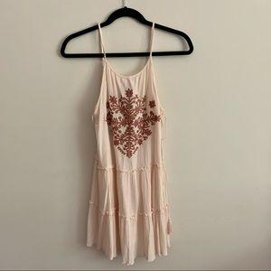 Babydoll Ruffled Dress